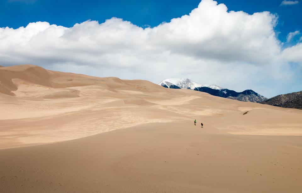 Great Sand Dunes National Park und Reservat