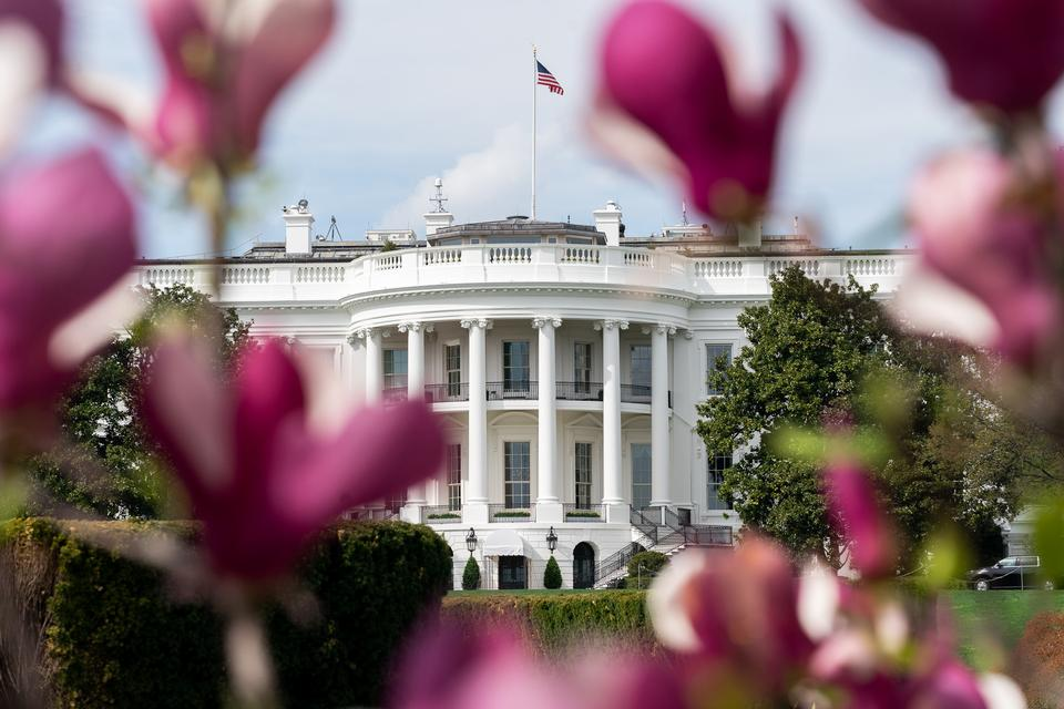 Spring at the White House