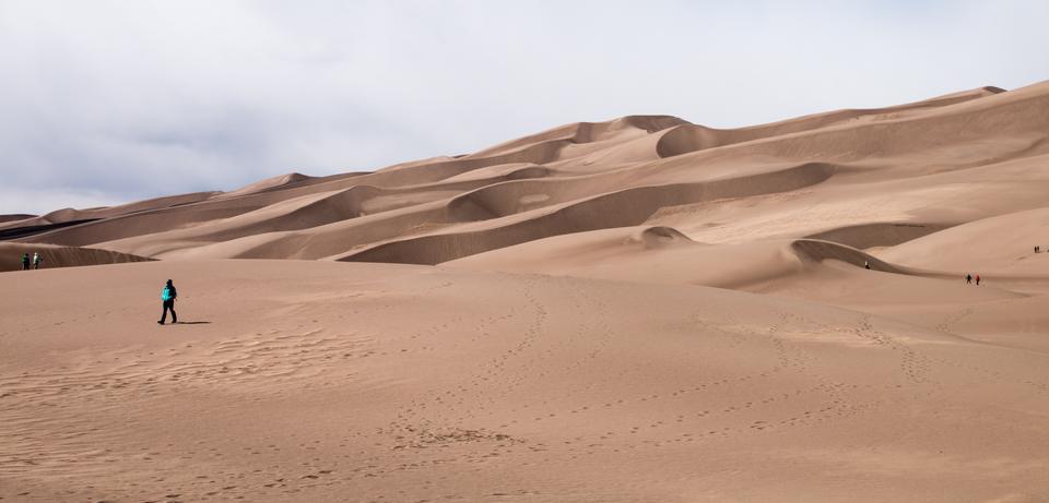 大沙丘国家公园和自然保护区