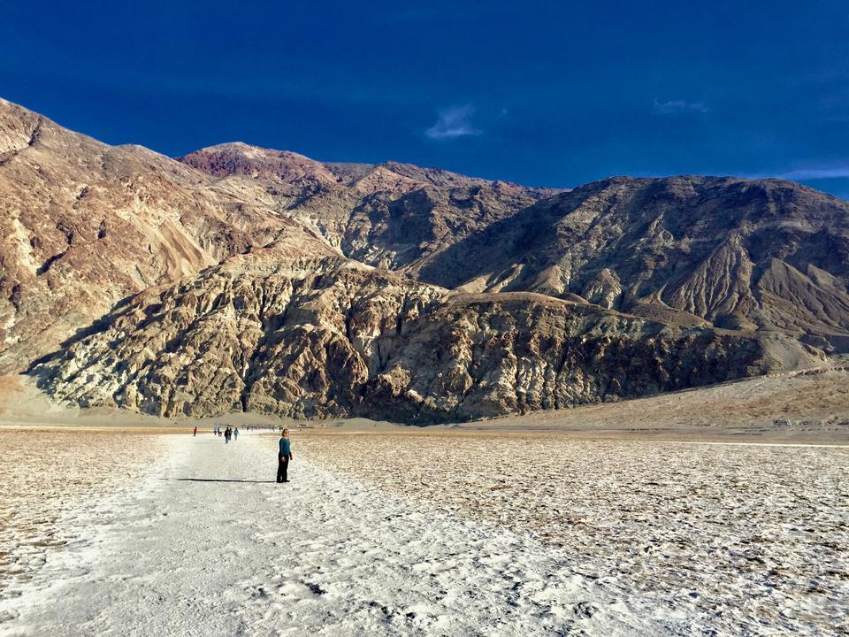 惡水盆地,死亡谷國家公園