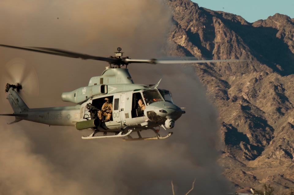 Un venin UH-1Y