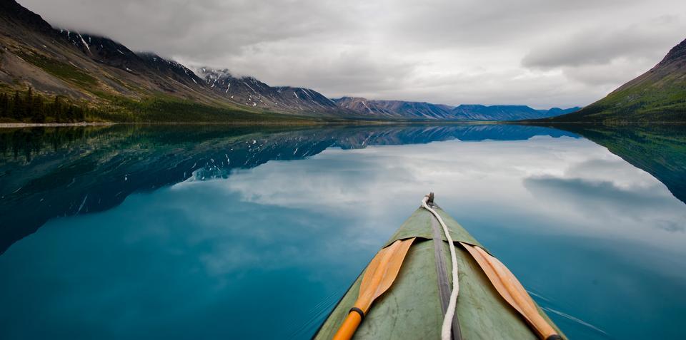 Озеро Кларк Национальный парк и заповедник