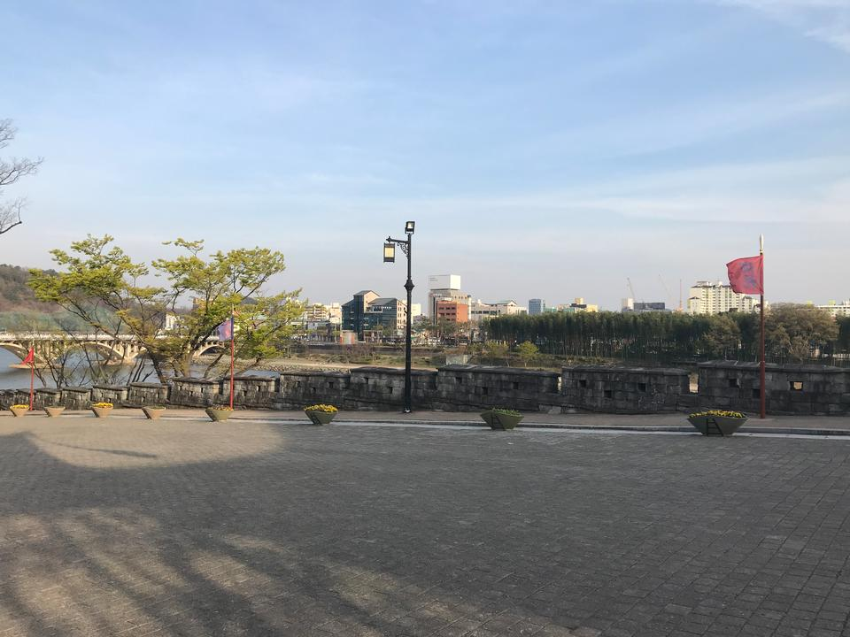Chokseoknu亭