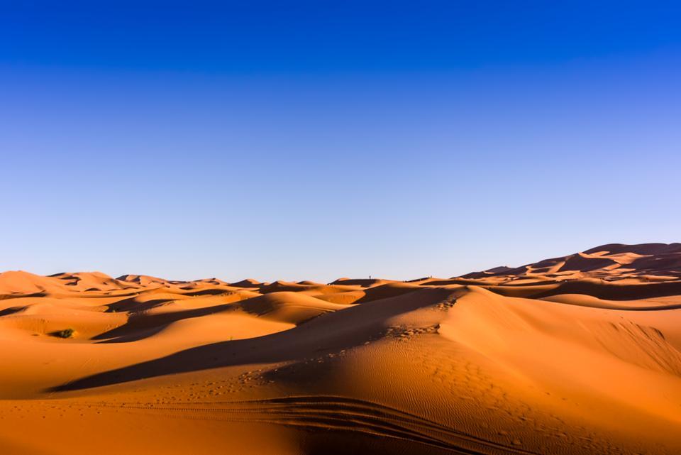 Désert du Sahara, Maroc