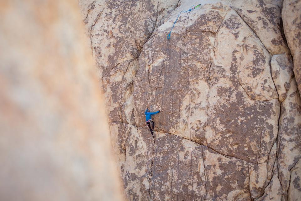 Climbers at Rock Garden