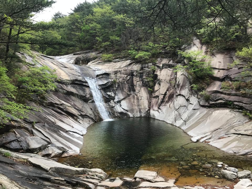 Hobakso Waterfall, Miryang, South Korea