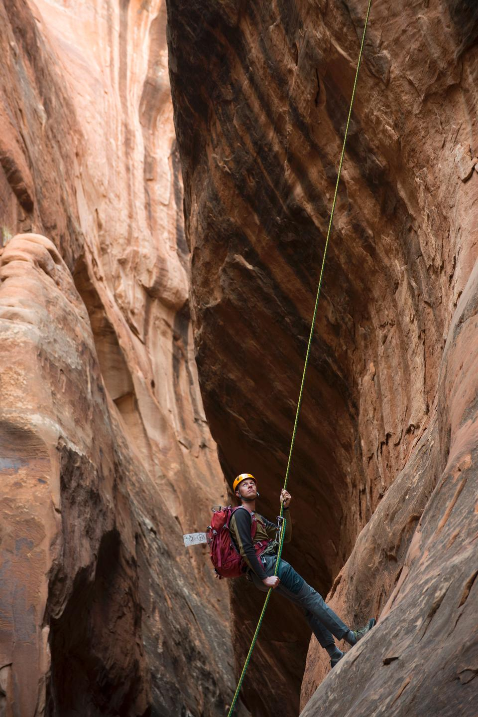 Arches Canyoneering