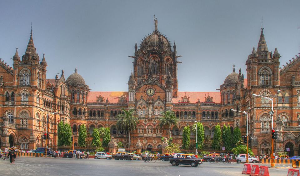 Chatrapati Shivaji 종착역