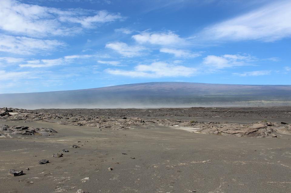 The Mauna Iki Trail