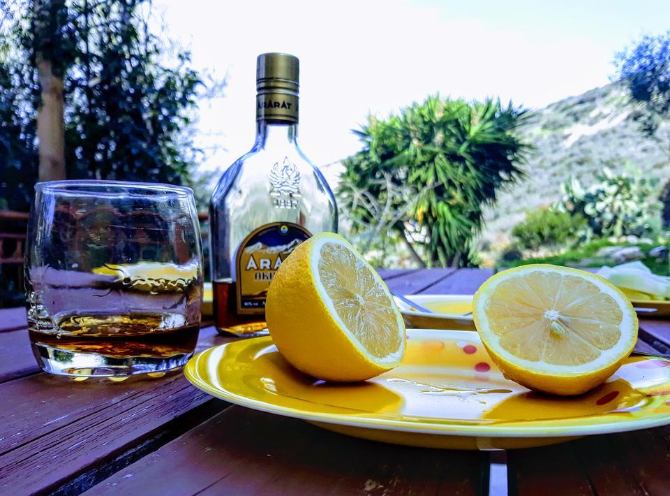 Whisky and Orange