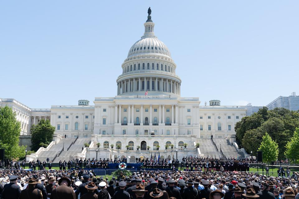38th Annual National Peace Officers' Memorial Service