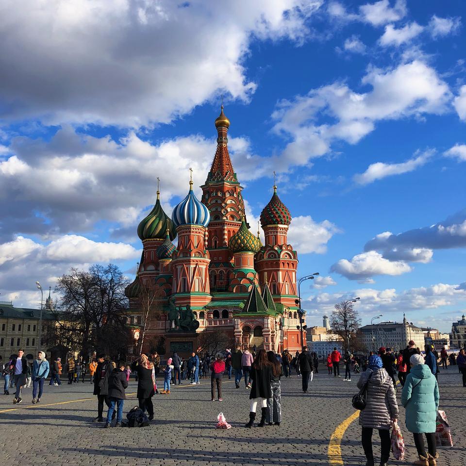 Kitai-Goro, Moscow
