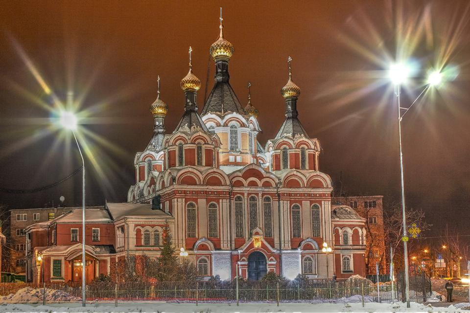 Kimry,Tver Oblast,俄罗斯