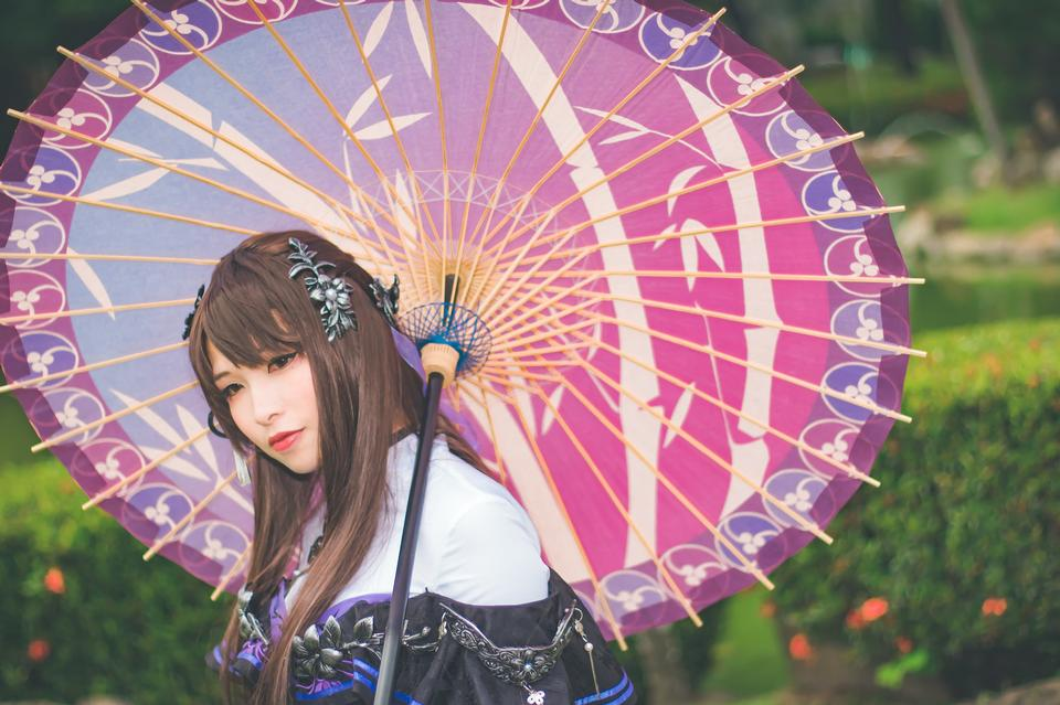 Japan anime cosplay, cartoon women