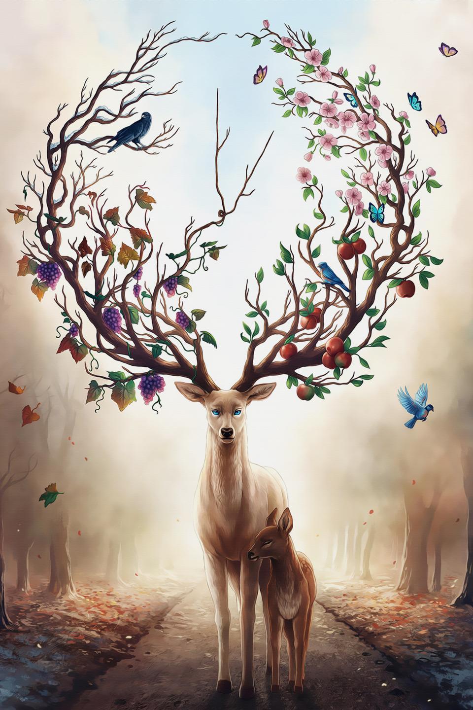 David's deer3