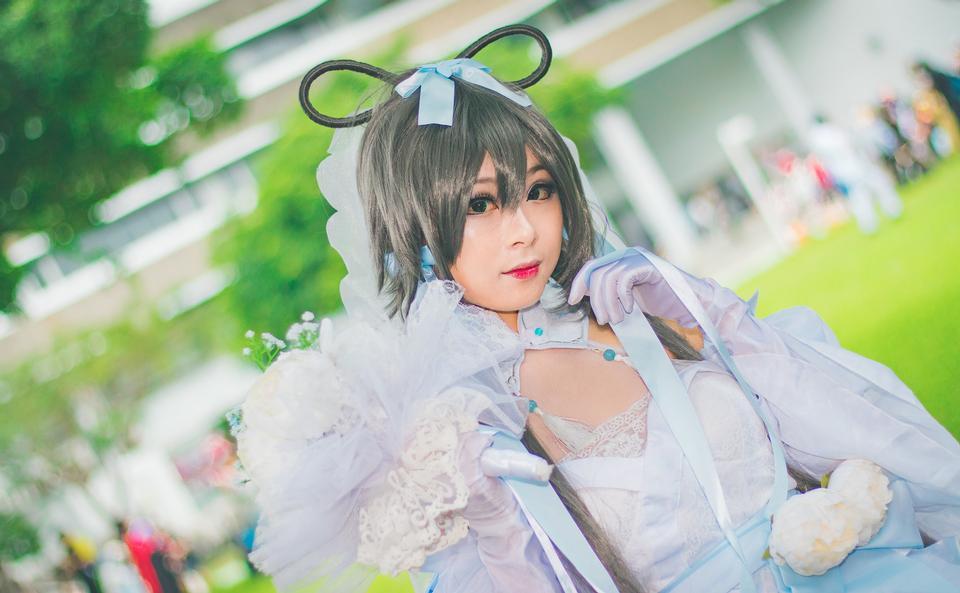 Japan anime cosplay, cartoon women