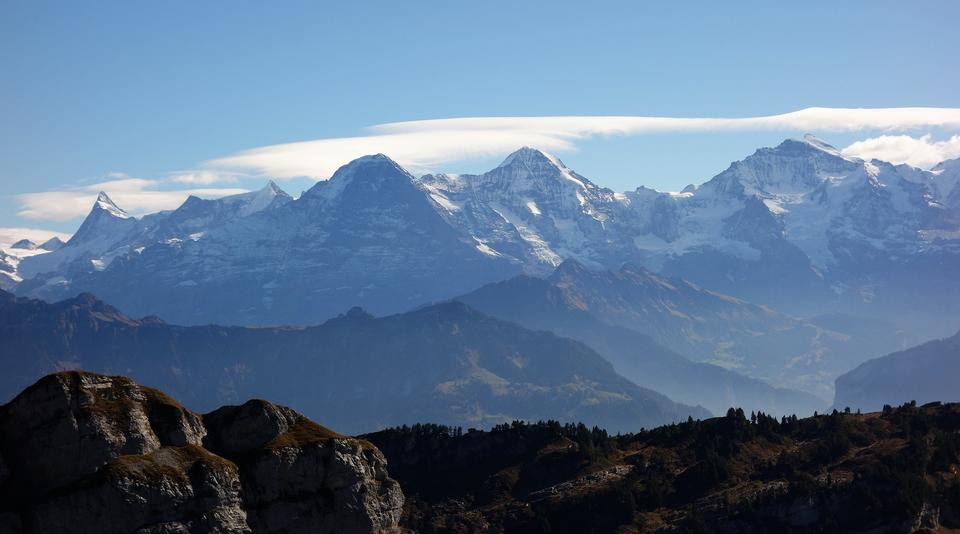Nature Landscpe Mountain