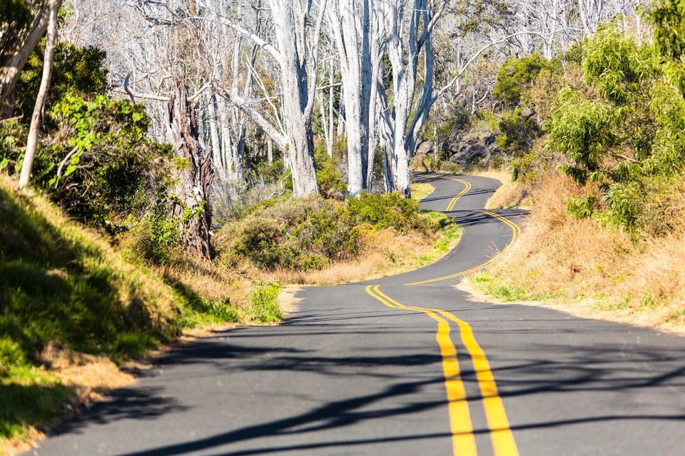 Mauna Loa Road