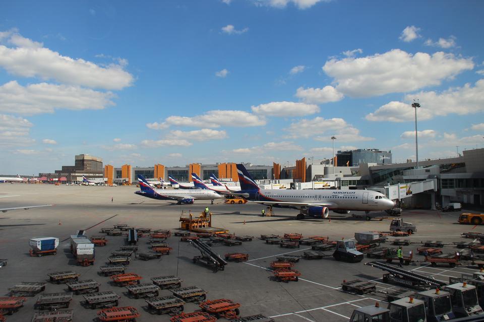 Aeropuerto Internacional Sheremetyevo