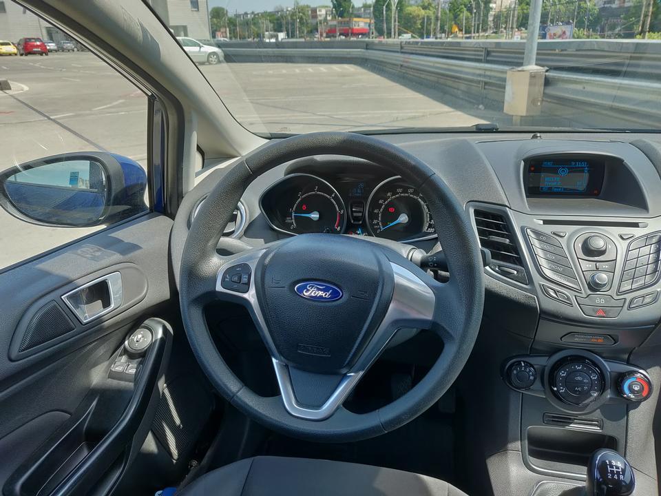 steering wheel ford
