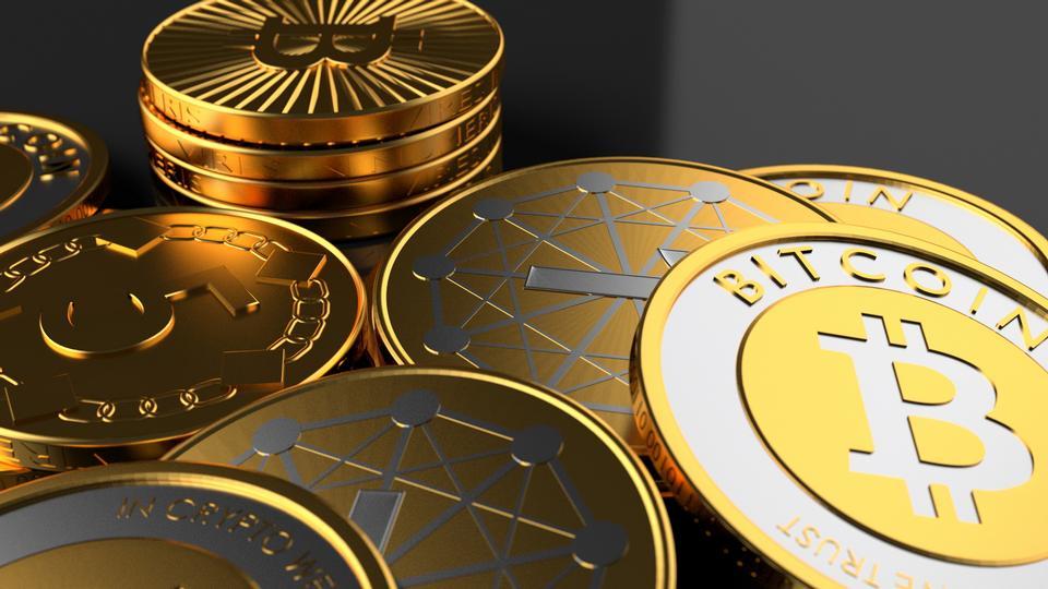 Bitcoin-Kryptowährung