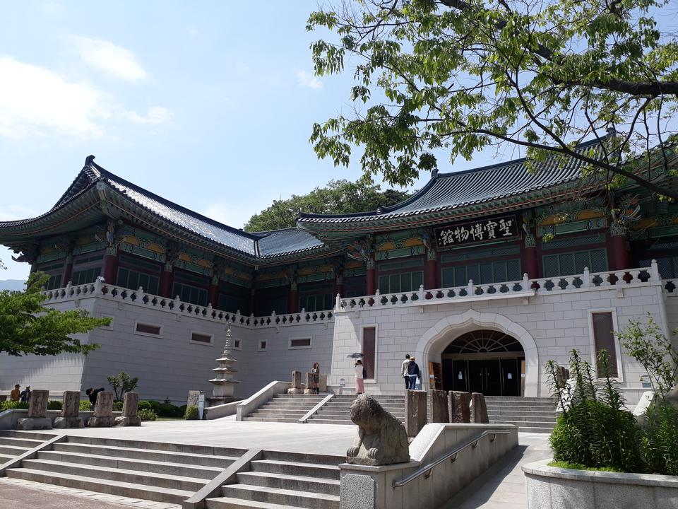 Tongdosa Temple Yangsan South Korea