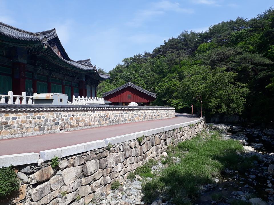 Tongdosa寺Yangsan韓國