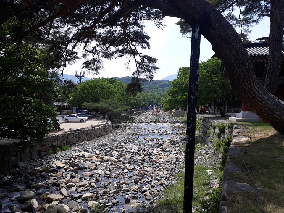 Tongdosa Temple Yangsan South Korea