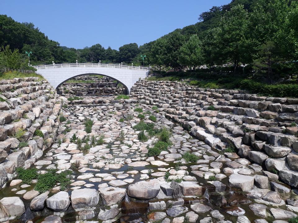 Hwamyeong Arboretum in Busan Korea