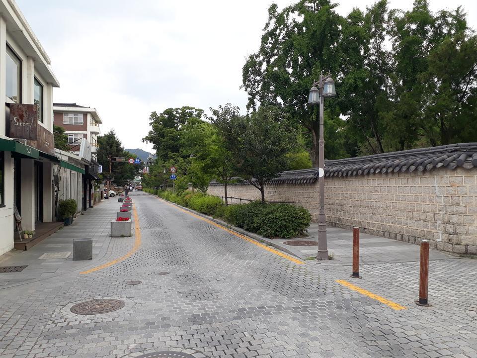 Jeonju Hanok Village in Jeonju, South Korea