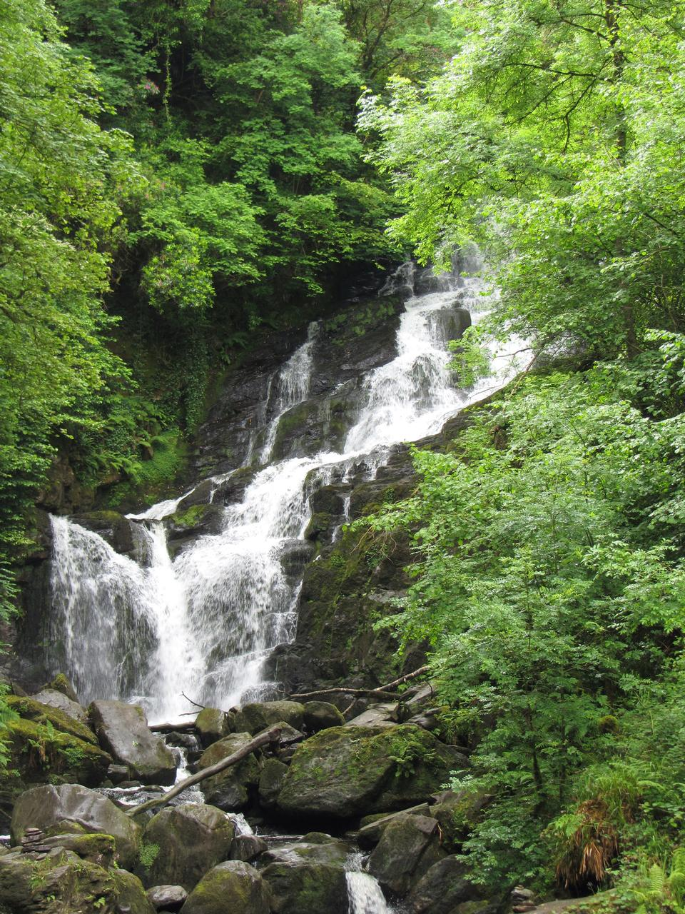 Torc Waterfall, Killarney National Park