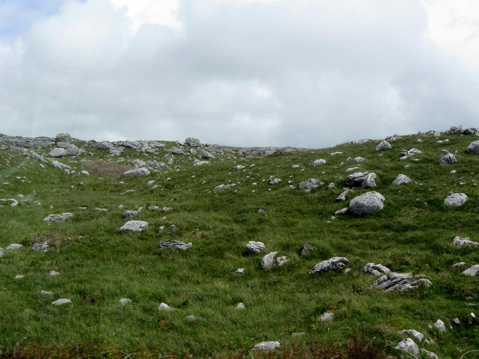 Burren region of County Clare, Ireland
