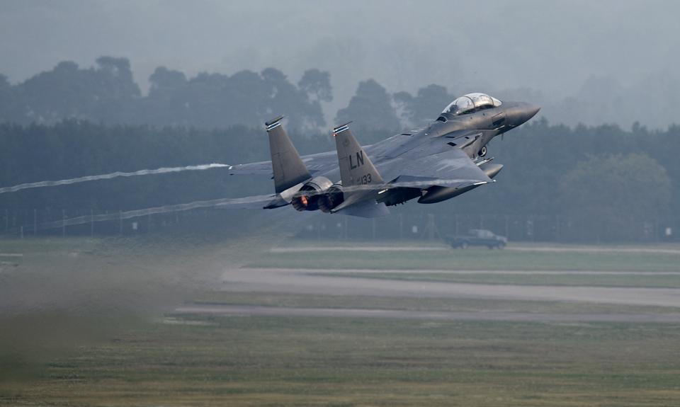 McDonnell Douglas F-15E