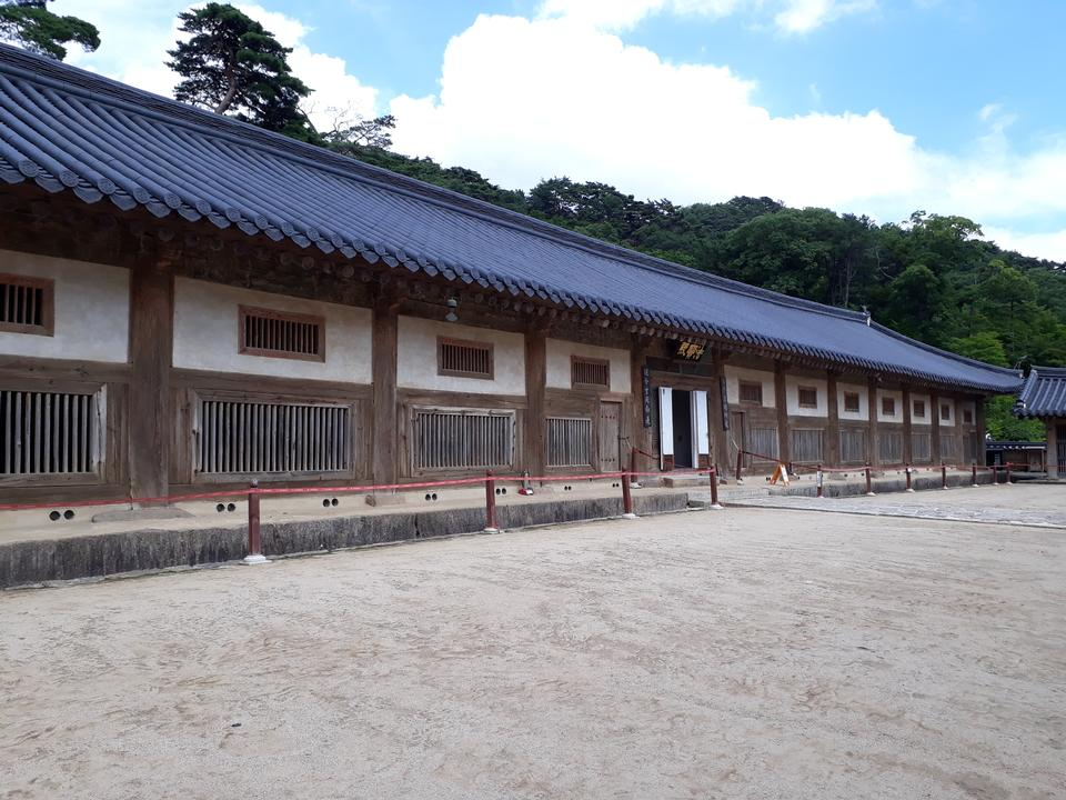 Il Tripiṭaka Koreana o Palman Daejanggyeong in Corea del Sud
