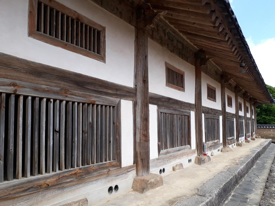 The Tripiṭaka Koreana or Palman Daejanggyeong  in South Korea