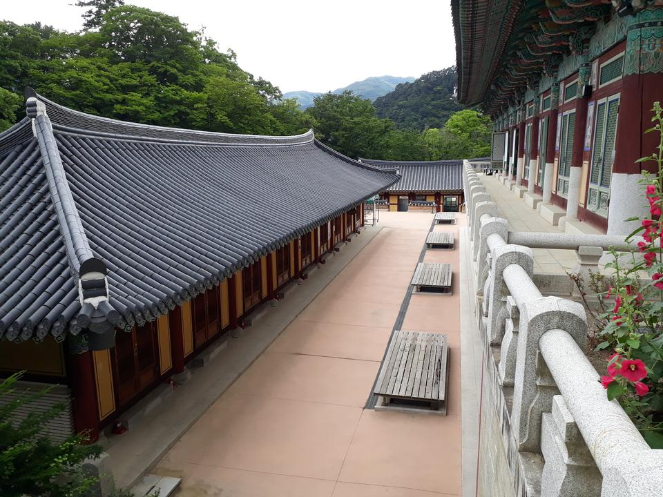 Haeinsa temple stay