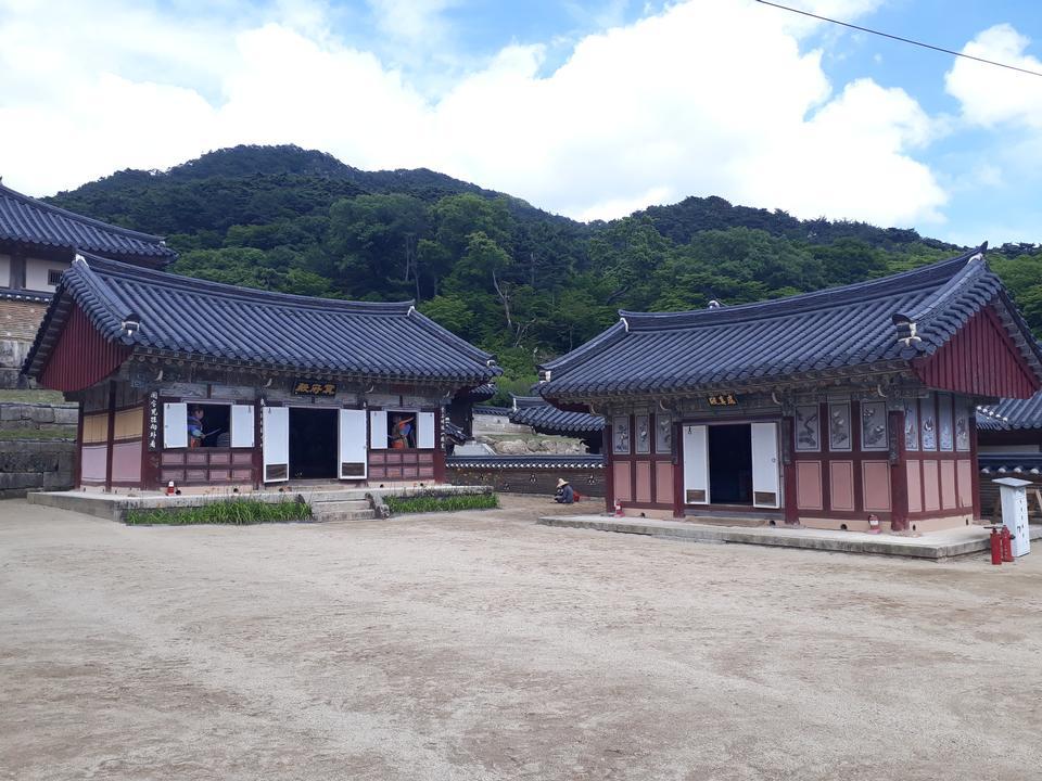 Haeinsa temple in Gayasan National Park