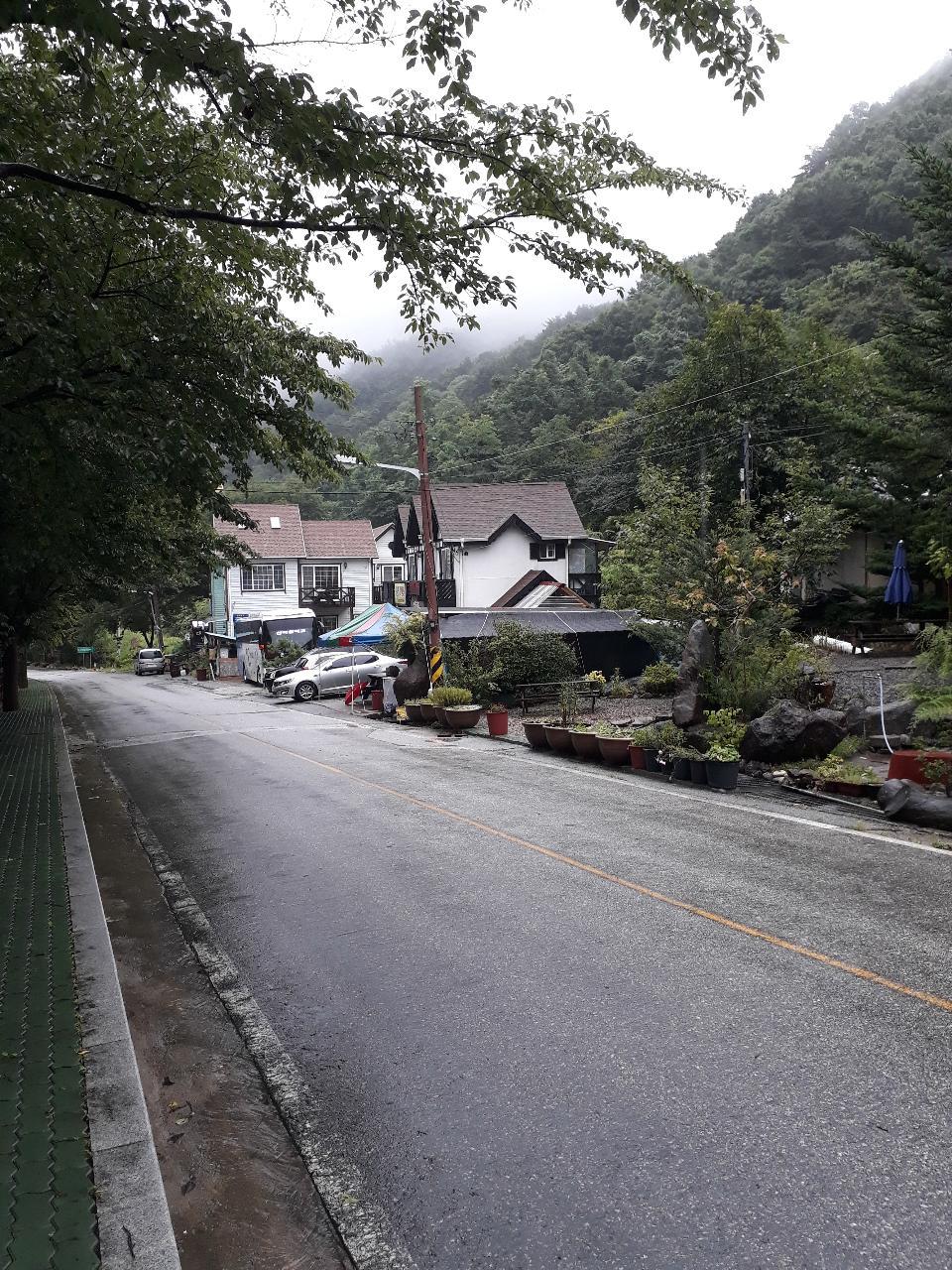 Bakmoodang Jirisan National Park