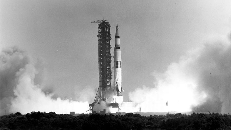 Apollo 11 Launches