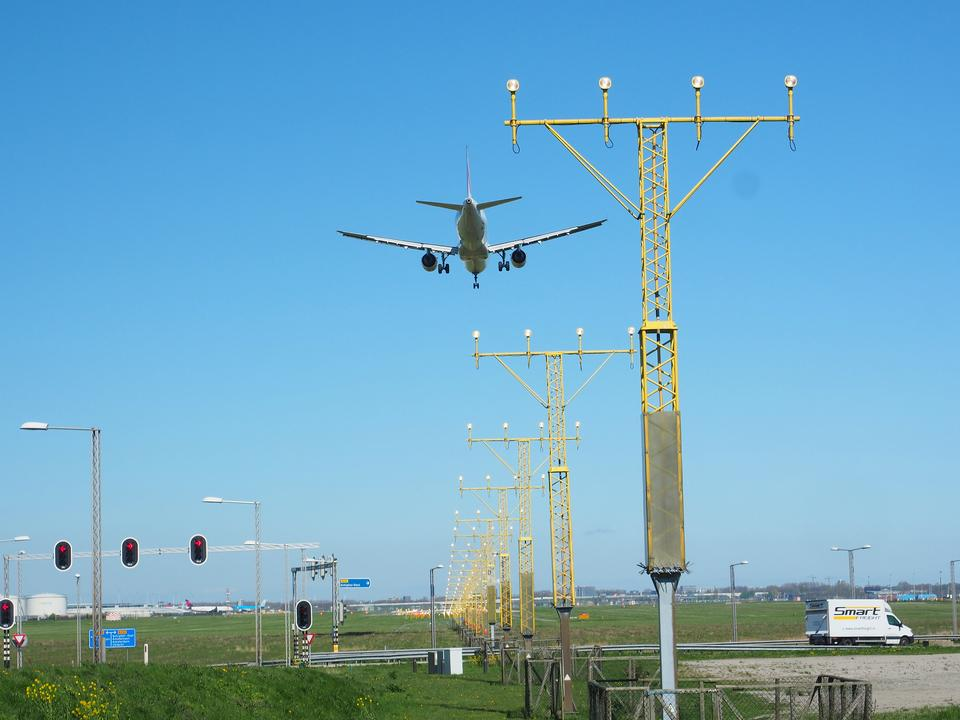 Radtour Basel Amserdam Airport
