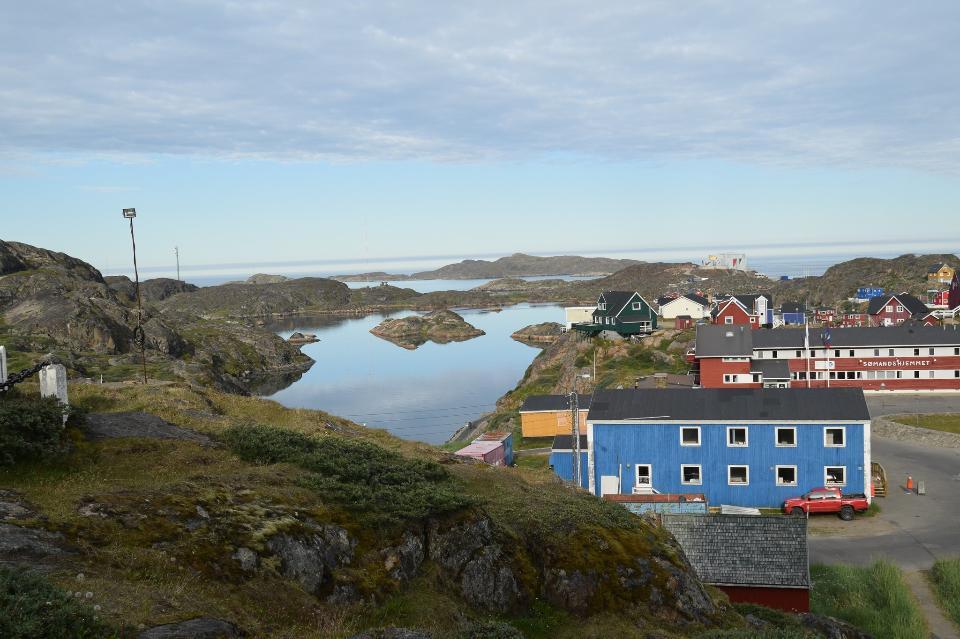 Greenland, Qeqqata Municipality, Sisimiut
