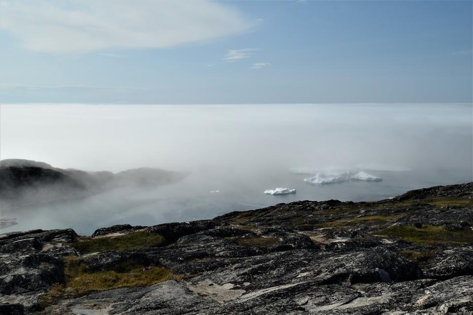 Greenland. Ilulissa