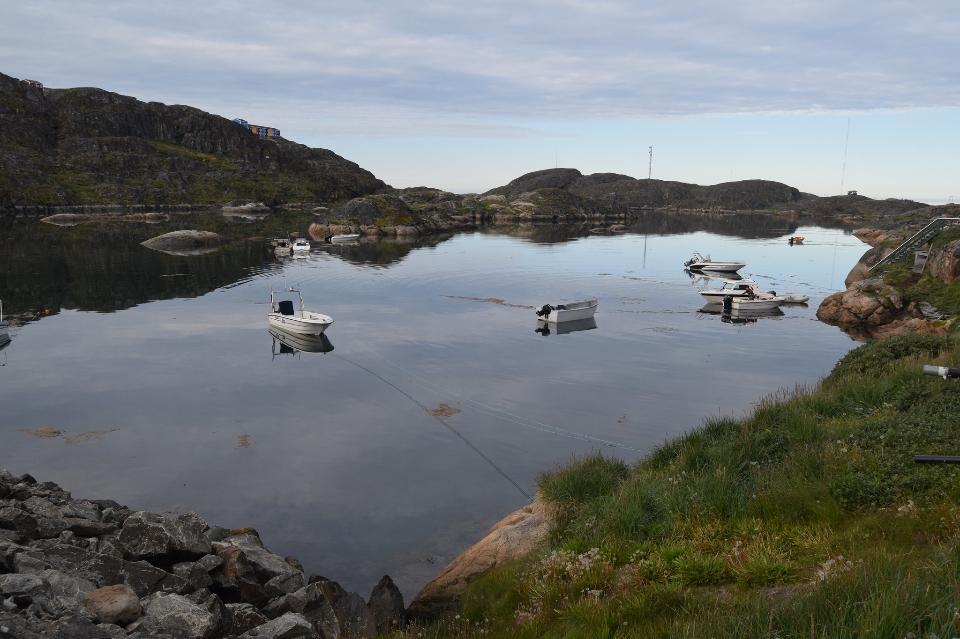 그린란드, Qeqqata 지자체, Sisimiut
