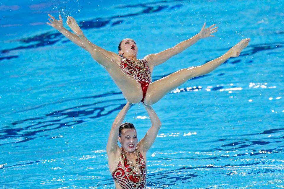 Artistic Swimming Aquatic