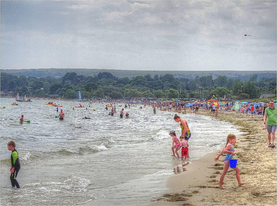 Knoll Beach Studland