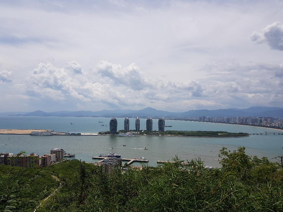 Sanya, isla de Hainan, China