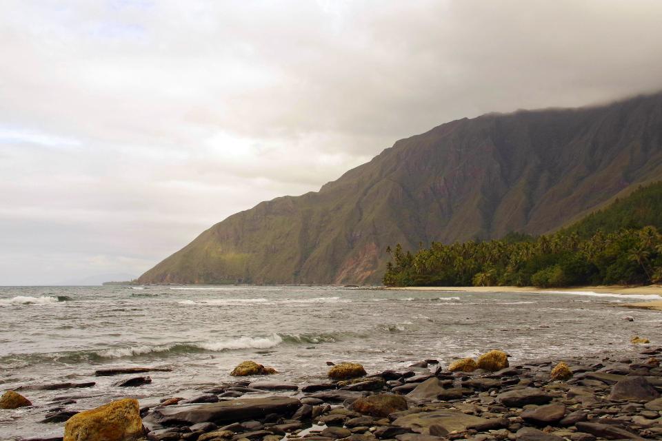 New Caledonia island