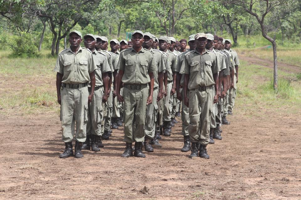 Rangers Mozambique