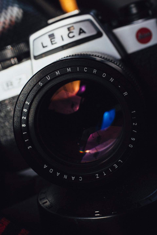 Leica R7 Camera