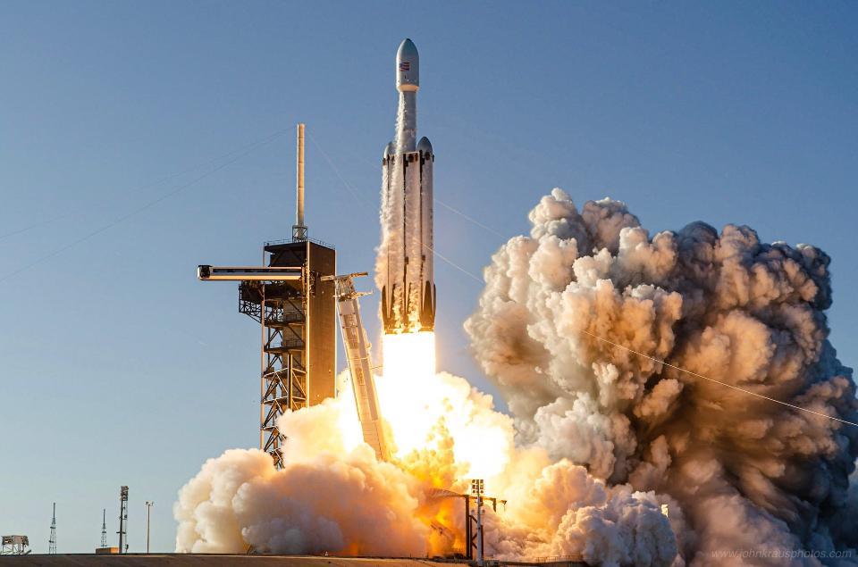 Nave espacial cohete